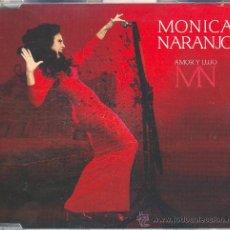 CDs de Música: SINGLE AMOR Y LUJO MONICA NARANJO. Lote 28184462