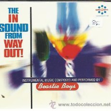 CDs de Música: BEASTIE BOYS - THE IN SOUND FROM WAY OUT! - CD CAPITOL 1996 - NUEVO. Lote 28187099