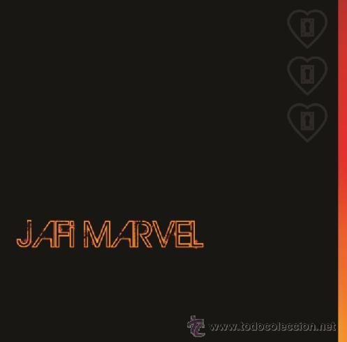 JAFI MARVEL * CD * GLAM ROCK * LUIS MIGUELEZ / JUAN TORMENTO / NIÑOS DEL BRASIL .... PRECINTADO!! (Música - CD's Disco y Dance)