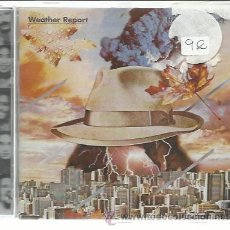 CDs de Música: WEATHER REPORT - HEAVY WEATHER (1977) - CD COLUMBIA NUEVO. Lote 28209043