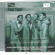 CDs de Música: FOUR TOPS - REACH OUT I'LL BE THERE - 20 SOUL CLASSICS - CD MOTOWN -NUEVO. Lote 28216760