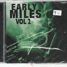 CDs de Música: MILES DAVIS - EARLY MILES VOL. 2 - CD DOBLE JAZZPRINT - NUEVO. Lote 28220159