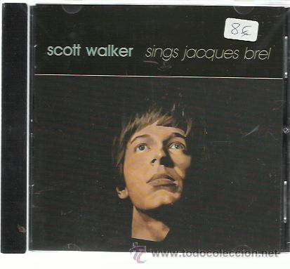 SCOTT WALKER - SINGS JACQUES BREL - CD FONTANA NUEVO (Música - CD's Rock)