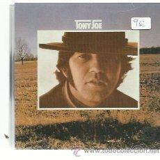 CDs de Música: TONY JOE WHITE - TONY JOE (1970) - CD WEA NUEVO - 2 BONUS TRACKS. Lote 28260218