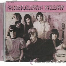 CDs de Música: JEFFERSON AIRPLANE - SURREALISTIC PILLOW - CD RCA NUEVO - 6 BONUS TRACKS. Lote 96764208