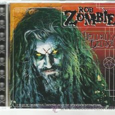 CDs de Música: ROB ZOMBIE - HELLBILLY DELUXE (1998) - CD GEFFEN NUEVO. Lote 28301318