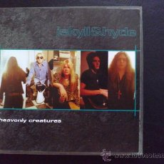 CDs de Música: JEKYLL AND HYDE - HEAVENLY CREATURES. Lote 28301750