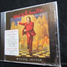 CDs de Música: CD DE MICHAEL JACKSON.- TITULO BLOOD ON THE DANCE FLOOR- HISTORY IN THE MIX-CD PLASTIFICADO DE FCA. Lote 28304062