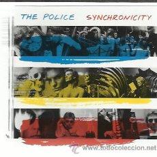 CDs de Música: POLICE - SYNCHRONICITY - CD A&M NUEVO - CON 1 VIDEOCLIP. Lote 28316055