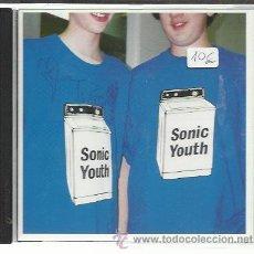 CDs de Música: SONIC YOUTH - WASHING MACHINE (1995) - CD GEFFEN NUEVO. Lote 28319423