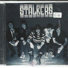 CDs de Música: STALKERS - YESTERDAY IS NO TOMORROW - CD ONE LITTLE INDIAN NUEVO. Lote 28319634