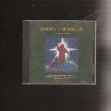 CDs de Música: ENIGMA MCMXC A.D.. Lote 183076438