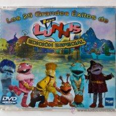 CDs de Música: LOS 25 GRANDES EXITOS DE LOS LUNNIS. Lote 28322632