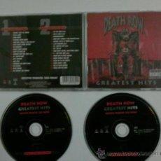 CDs de Música: DEATH ROW GREATES HITS. Lote 28329285