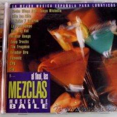 CDs de Música: MEZCLAS - CD - AVIADOR DRO CPV LA PUTA OPEPE - LA MEJOR MUSICA ESPAÑOLA PARA LUNATICOS. Lote 28343098