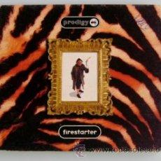 CDs de Música: PRODIGY - FIRESTARTER - CD 4 TEMAS - 1996 XL UK. Lote 28343961