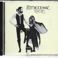 CDs de Música - FLEETWOOD MAC - RUMOURS (1977) - CD WEA NUEVO - 134739365