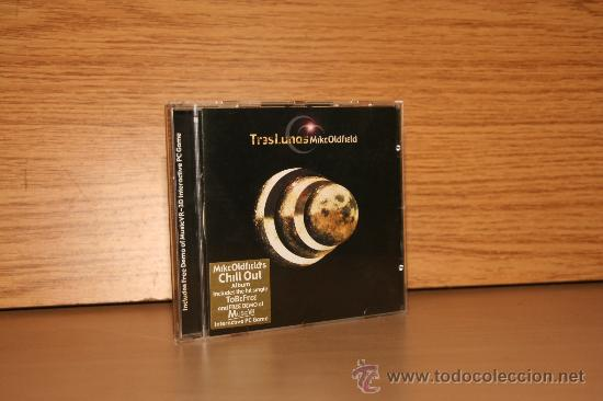 MIKE OLDFIELD: TRASLUNAS (Música - CD's New age)