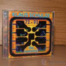 CDs de Música: KLAUS SCHLUZE. Lote 28477713
