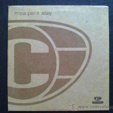 CDs de Música: MICA PARIS - STAY - MAXI CD. Lote 28430851