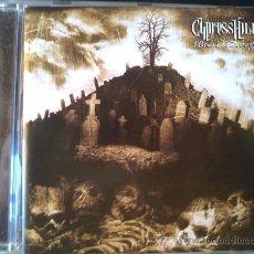 CDs de Música: CYPRESS HILL - BLACK SUNDAY. Lote 28451864