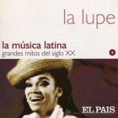 CDs de Música: LA LUPE. Lote 28452683