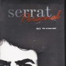 CDs de Música: CD - SERRAT PERSONAL - 1973 PER AL MEU AMIC - AÑO 2007 - VER FOTO ADICIONAL -. Lote 40654684