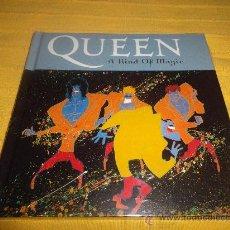 CDs de Música: QUEEN A KIND OF MAGIC CD EDICION LIBRO DEL AÑO 2008 . Lote 28460153