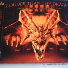 CDs de Música: LOUDER THAN THE DRAGON DOBLE CD + REGALO. Lote 28475223