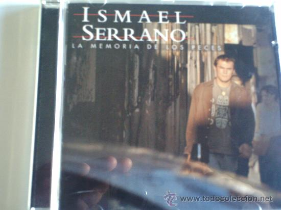 ISMAEL SERRANO LA MEMORIA DE LOS PECES (Música - CD's Otros Estilos)