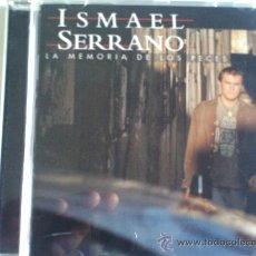 CDs de Música: ISMAEL SERRANO LA MEMORIA DE LOS PECES. Lote 28475849
