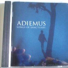 CDs de Música: ADIEMUS SONGS OF SANCTUARY. Lote 28476302
