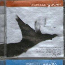 CDs de Música: LOTE DE 2 CDS: MARTIN WINCH (GUITARRA) - ESPRESSO GUITAR - CD1 Y CD2 - 23 TRACKS - AÑO 2000. Lote 28477029