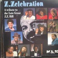 CDs de Musique: Z. ZELEBRATION - A TRIBUTE TO Z. Z. HILL - VARIOS ARTISTAS. Lote 28520029