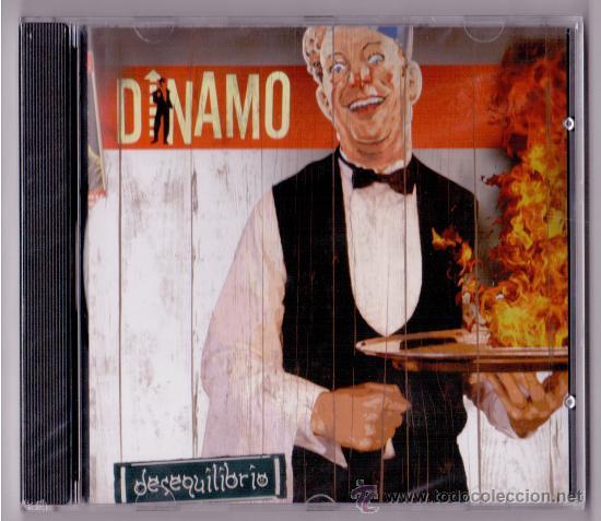 DINAMO - DESEQUILIBRIO (SKA) (Música - CD's Reggae)