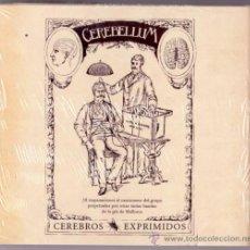 CDs de Música: CEREBELLUM (TRIBUTO A CEREBROS EXPRIMIDOS). Lote 53238758