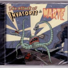 CDs de Música: INVASORES DE MARTE. Lote 121861680