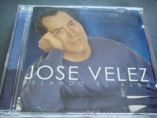 JOSE VELEZ - BESANDO EL ALBA (Música - CD's Melódica )