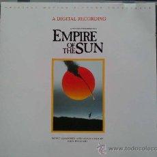 CDs de Música: EMPIRE OF THE SUN - JOHN WILLIAMS - BANDA SONORA ORIGINAL. Lote 28608393