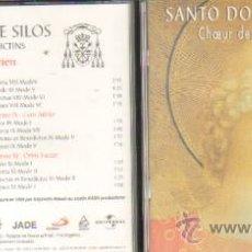 CDs de Música: SANTO DOMINGO DE SILOS L'AME DU CHANT GREGORIEN JADE CD-VARIOS-215. Lote 28618233