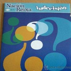 CDs de Música: NACION REIXA INDECISION CD SINGLE 1995 PROMOCIONAL. Lote 28626304