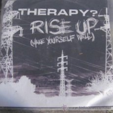 CDs de Música: THERAPY? - RISE UP(MAKE YOURSELF WELL) - CDSINGLE. Lote 245777715