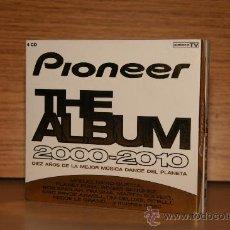 CDs de Música: PIONEER THE ALBUM. 2000-2010. Lote 143127420