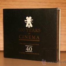 CDs de Música: 100 YEARS OF CINEMA. Lote 28713593