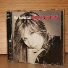 CDs de Música: THE ESSENTIAL BARBRA STREISAND. Lote 28770257