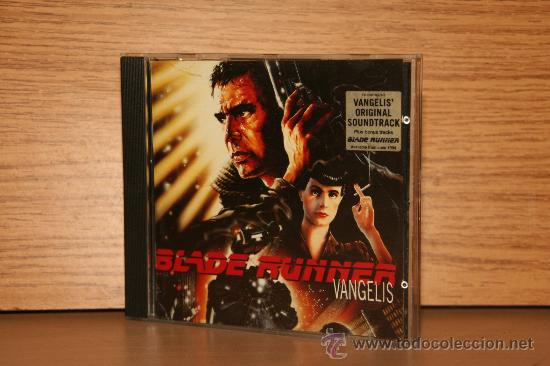 BLADE RUNNER. VANGELIS (Música - CD's Bandas Sonoras)