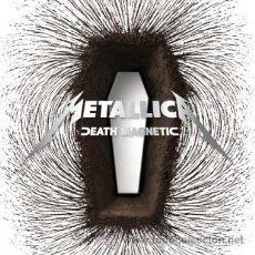 CDs de Música: METALLICA - DEATH MAGNETIC. Lote 28642281