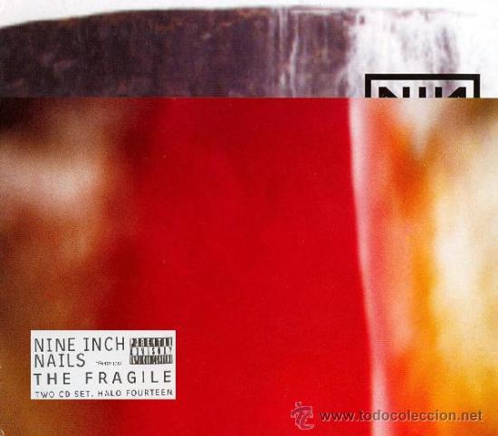 NINE INCH NAILS * 2 CD * THE FRAGILE * LTD DIGIPACK * PRECINTADO!!! (Música - CD's Rock)