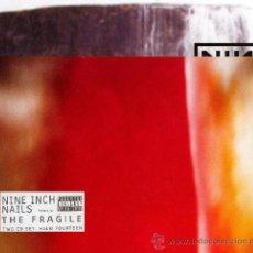 CDs de Música: NINE INCH NAILS * 2 CD * THE FRAGILE * LTD DIGIPACK * PRECINTADO!!!. Lote 107530015