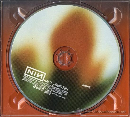 CDs de Música: NINE INCH NAILS * 2 CD * THE FRAGILE * LTD DIGIPACK * PRECINTADO!!! - Foto 4 - 107530015